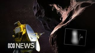 NASA's New Horizons probe makes record-breaking fly-by of Ultima Thule | ABC News