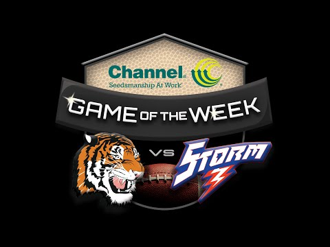 Channel Seed GOTW HIGHLIGHTS - Week 4 - Palmer vs High Plains 9.23.16