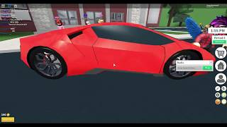 HOW TO MAKE COLOR CHANGING CAR!!! robloxian high school