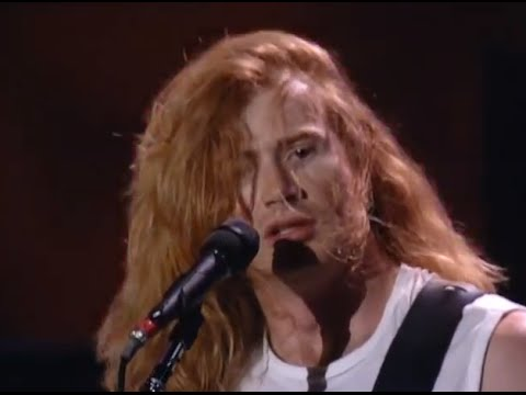 Megadeth  Sweating Bullets  7251999  Woodstock 99 West Stage