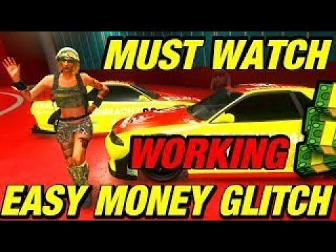 *New* GTA 5 Money Glitch (Duplication work around)(Working)
