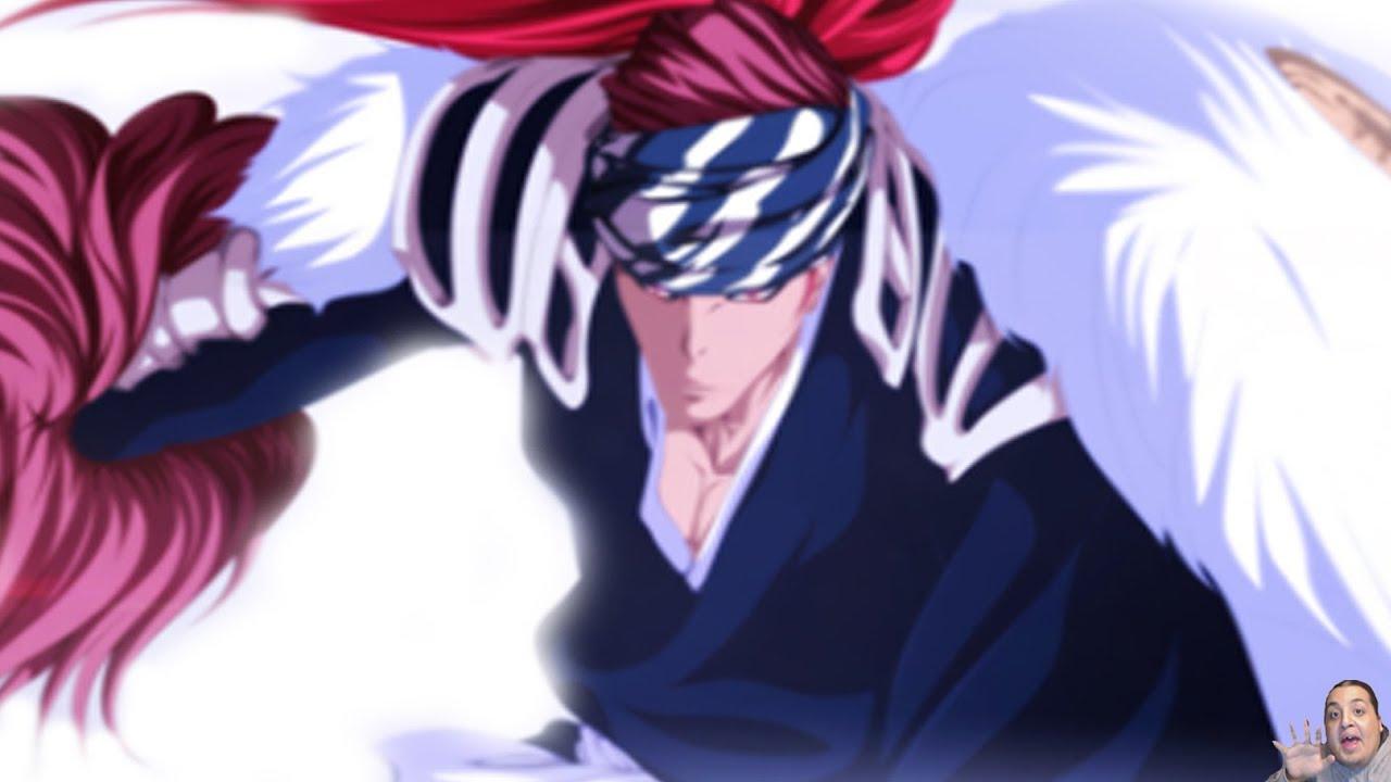 Bleach 564 Manga Chapter Review Renjis New Bankai Finale Vs Mask De Masculine YAY