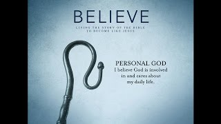 Personal God - BELIEVE Ch. 2 - 10/04/2015