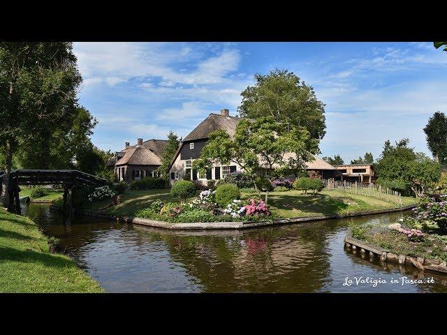 Giethoorn - The fairy water village