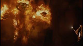 ✄ Властелин колец: Братство кольца 2001 (Гэндальф против Балрога)