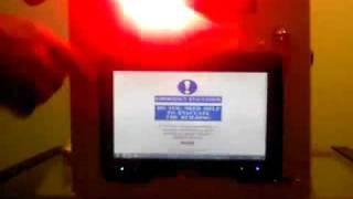 Desktop Alert Emergency Display Unit