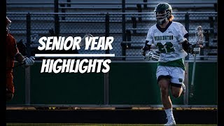Hunter Fasanaro|| Senior Lacrosse Highlights (QU Commit)