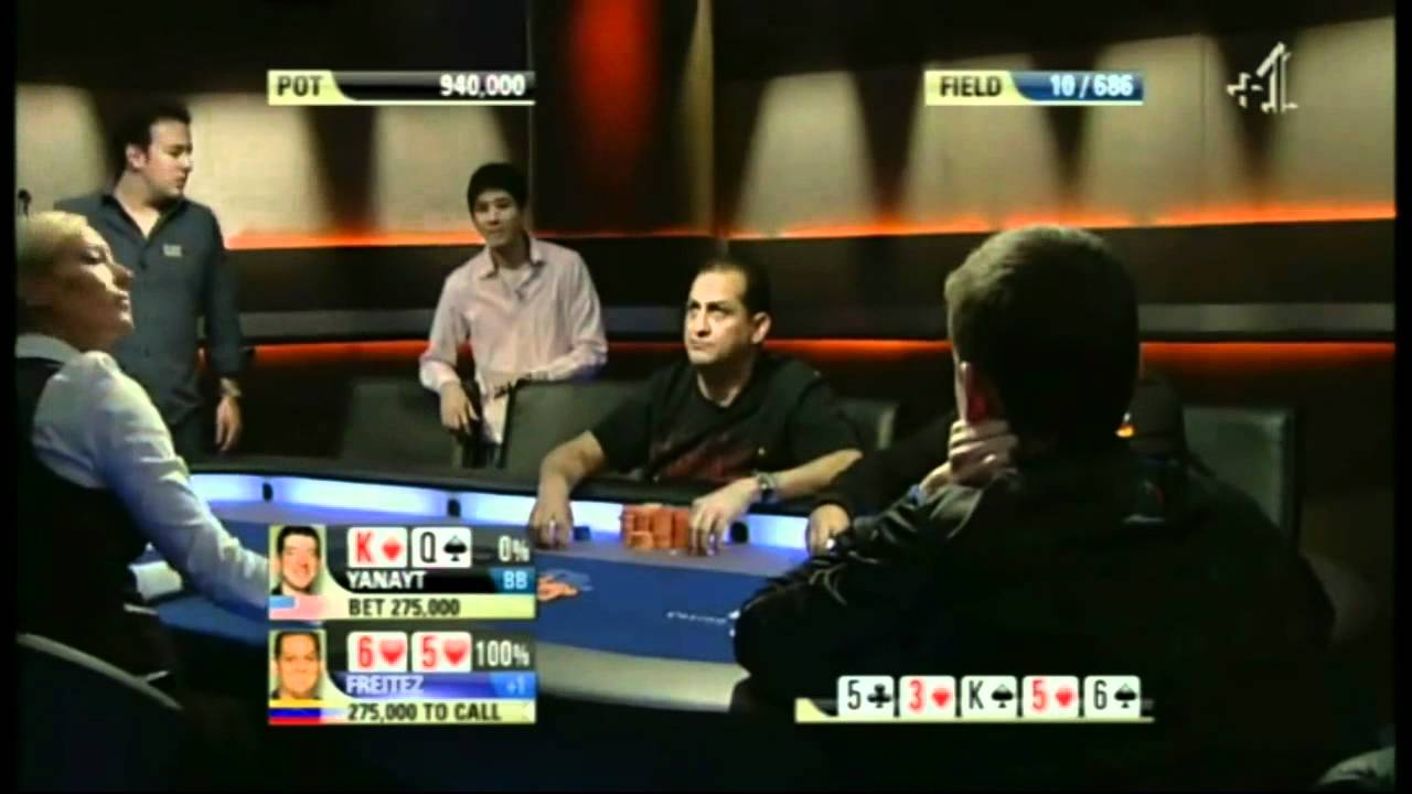 Poker Angle Shooting