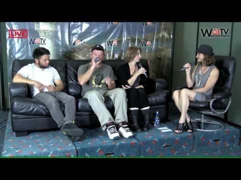 Honey Tea Trio - Interview