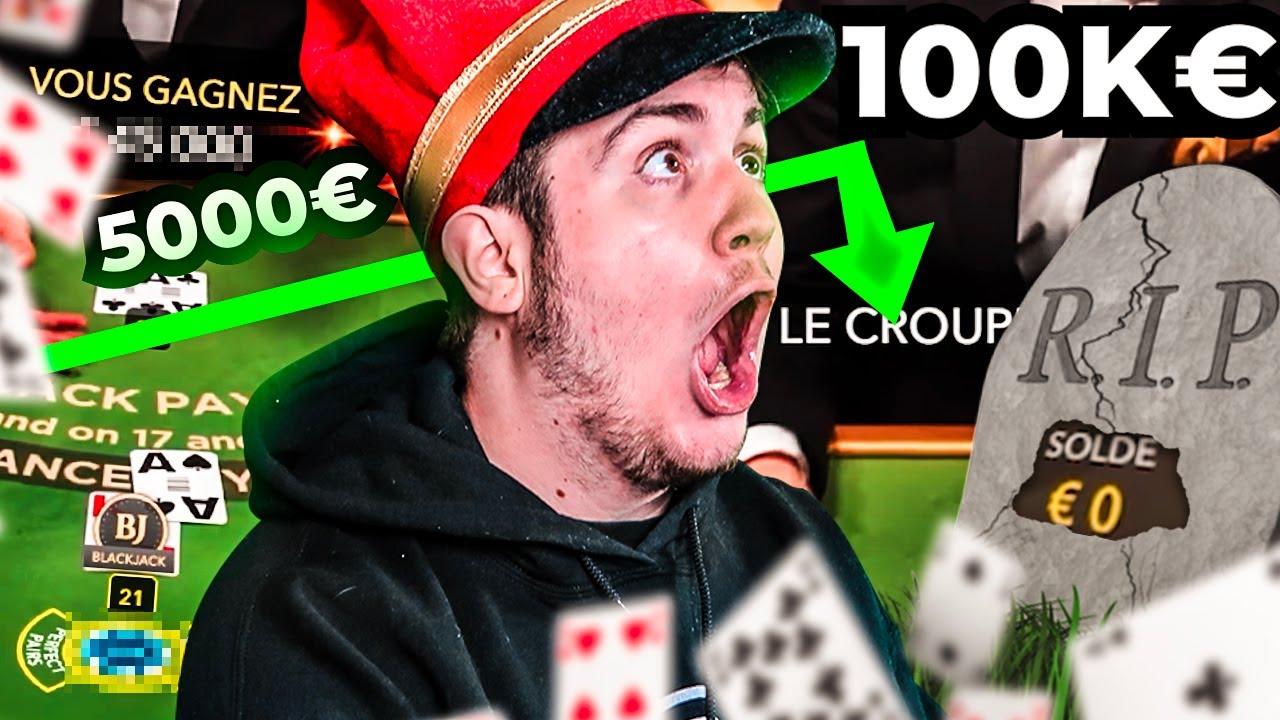 Objectif 100.000€, ou rien... (BEST OF CASINO EN LIGNE)