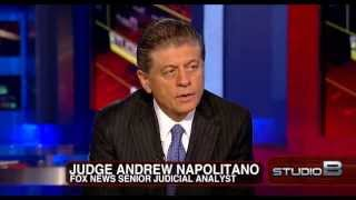 Judge Napolitano: We Should be 'Grateful' to NSA Leaker Edwards Snowden