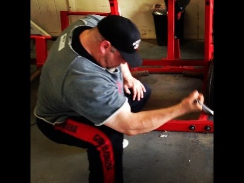 INTENSE Light - Arm Training at INTENSITYVILLE !!