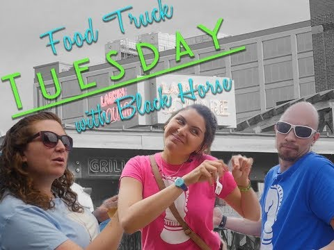 Food Truck Tuesday with Black Horse