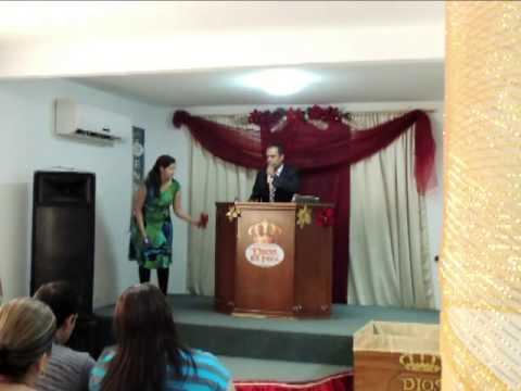 Pastor Alexis Gil en Maracaibo 1