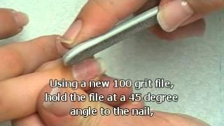 Natural Nail Prep for Nailogic Gels