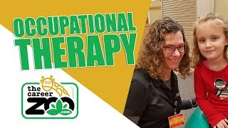 What is a Pediatric Occupational Therapist?