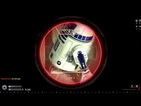 Phylum - Galactic Warfare Montage (COD4 Star Wars Mod)