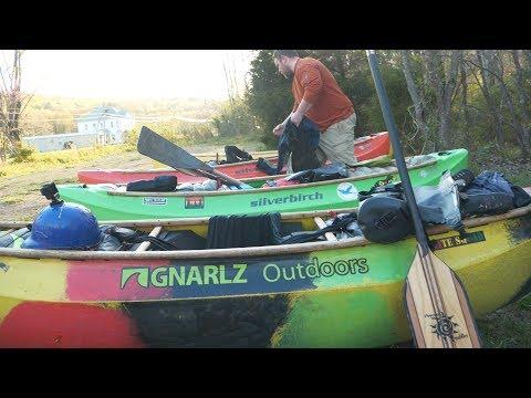 Virginia Whitewater Canoeing