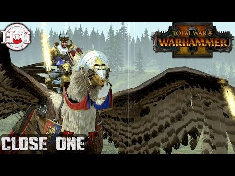 Close One - Total War Warhammer 2 - Online Battle 248