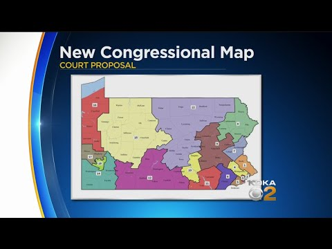 Pennsylvania Court Issues New Congressional Map