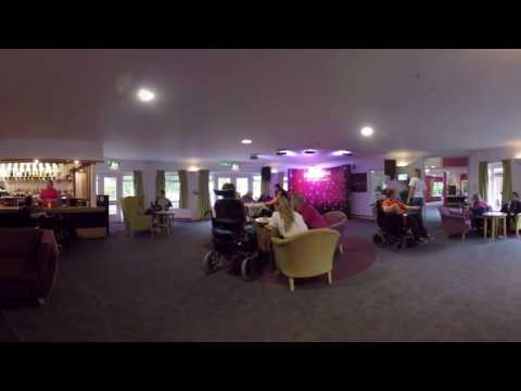 Revitalise - A 360 Video - Respite Holidays for Disabled People and Carers