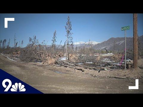 RAW: East Troublesome Fire damage