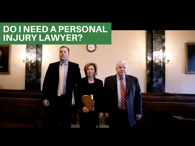 Do I need a personal injury lawyer? | PA Workers Comp Attorneys