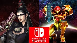 Top 10 - Upcoming Nintendo Switch games 2018