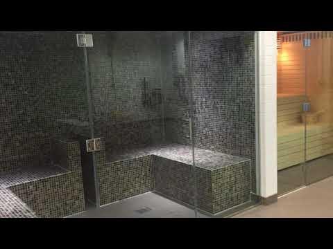 Sauna Steam Room for Home Designs