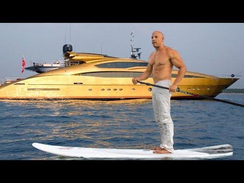 Vin Diesel's Lifestyle ★ 2017