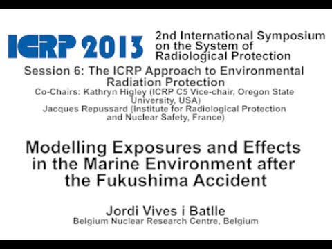 Modelling Exposures and Effects in the Marine Environment after the Fukushima Accident