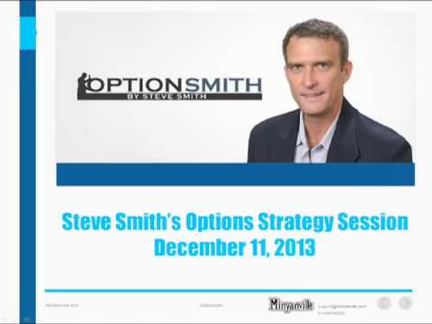 Options Strategies with Steve Smith