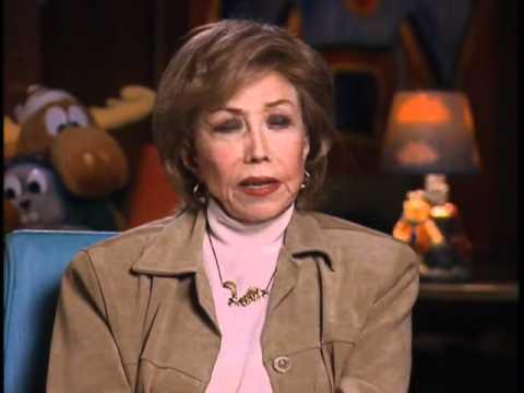 Voiceover legend June Foray discusses The Flintstones pilot - EMMYTVLEGENDS.ORG