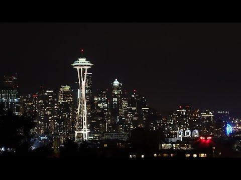 Travel Vlog | 2016 | United States - Seattle
