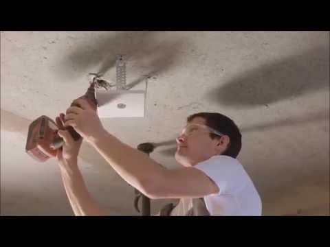 Stretch Ceiling Installation