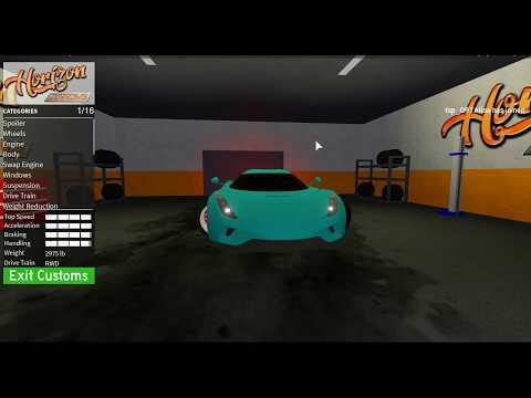 Roblox Full Throttle: Koenigsegg Regera [Review] [4]