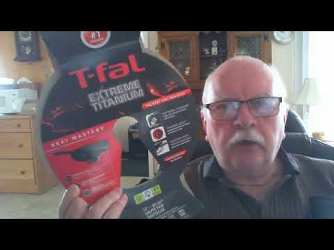 My Product Review: Tfal Titanium FRYPAN
