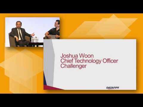 AWS Summit Series 2016 | Singapore: Transforming Challenger Using the Cloud
