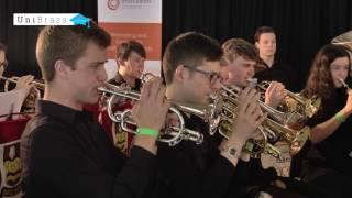 UniBrass Shield 2017: University of Sheffield Brass Band