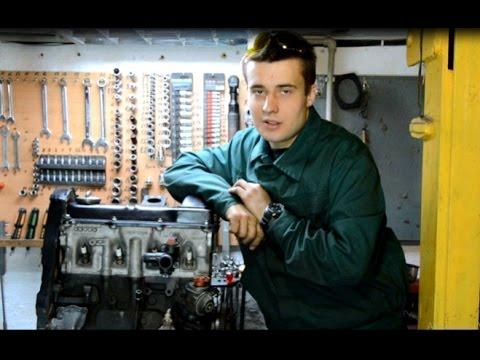 Сборка двигателя (Audi, Volkswagen,Fiat. Сделай Сам!How to assemble an engine.