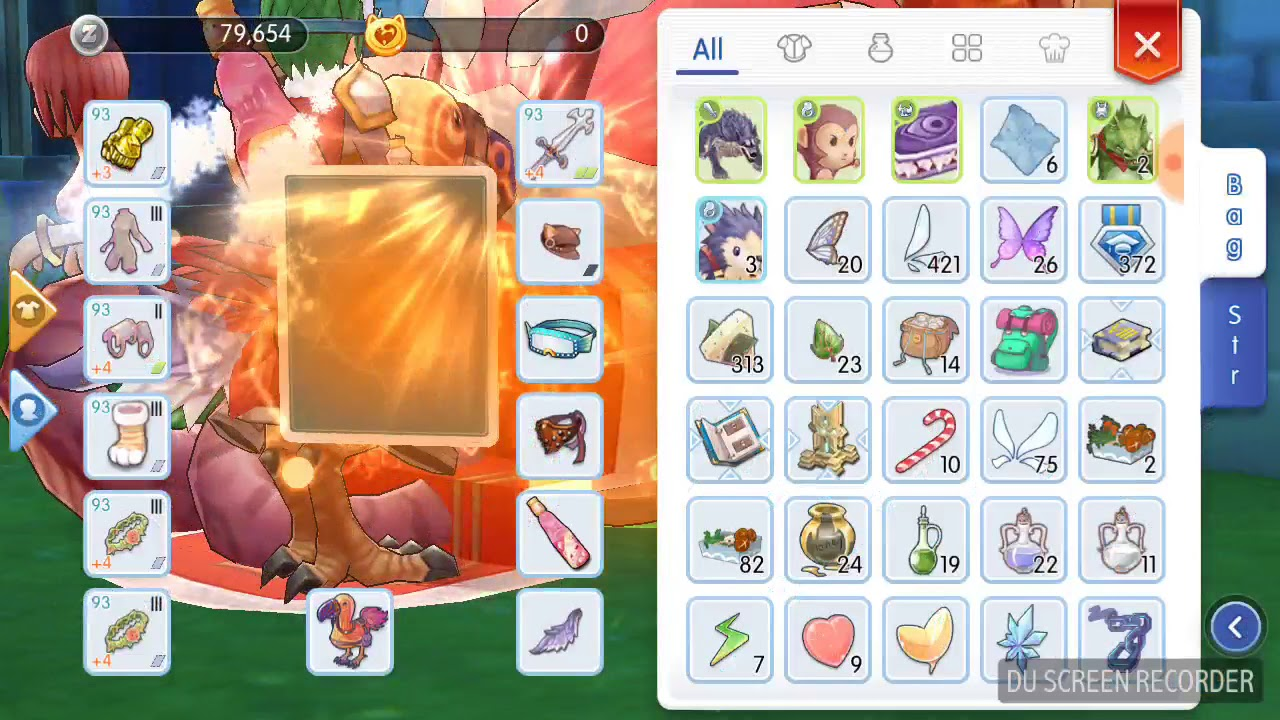 Ragnarok Online Mobile - King Poring 11m zeny worth of cards fed