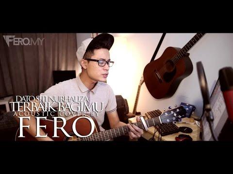 Dato Siti Nurhaliza - Terbaik Bagimu (EASY chord tutorial - Cover by Fero)