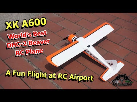 Best Beginner Rc Plane 2020 Flying The Best Ever DHC 2 Beaver beginners rc airplane   YouTube