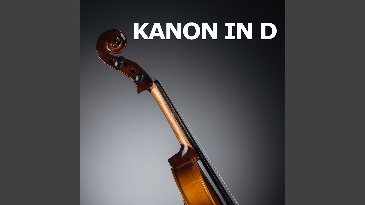 Kanon in D (Orgel)