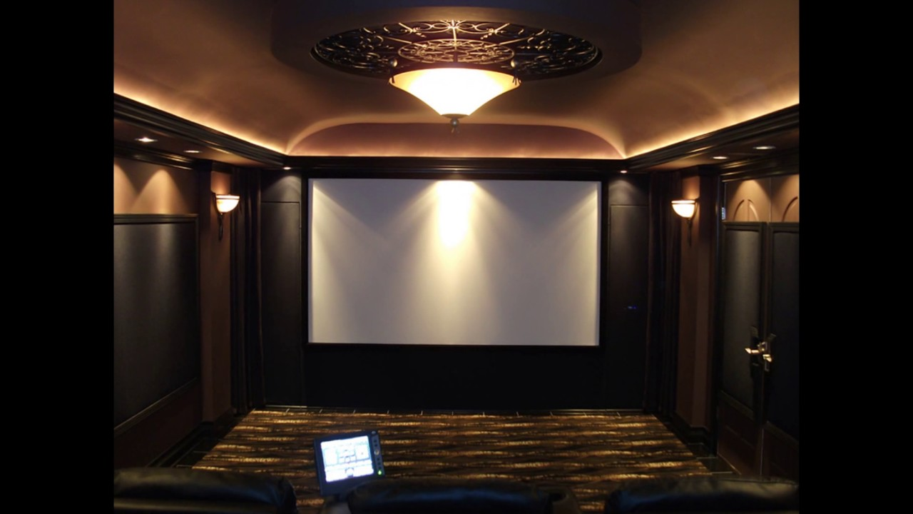 home theater room setting thrissur ernakulam
