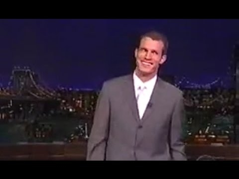 Daniel Tosh  poverty doesn't buy happiness  2002