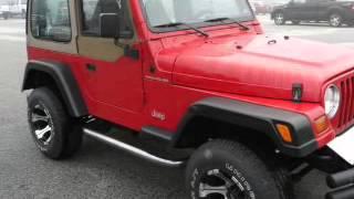 1999 Jeep Wrangler - ROYSTON GA