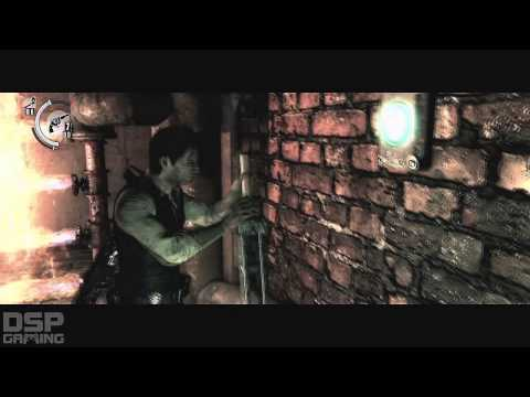 This is how you DON'T play The evil within