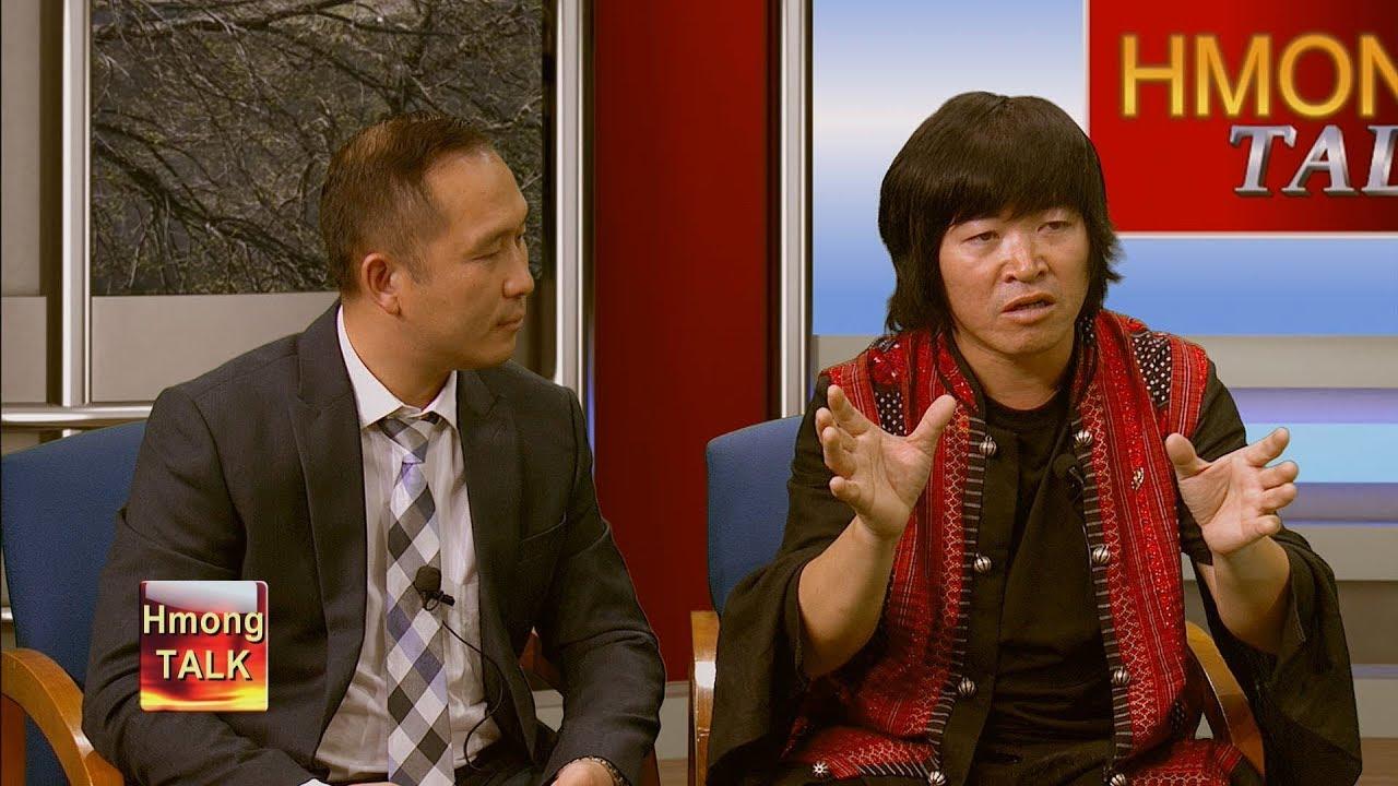 HMONGTALK: Kabyeej Vaj sits down with Wang Fei Hong and Hou Yanjiang, Hmong Chinese.