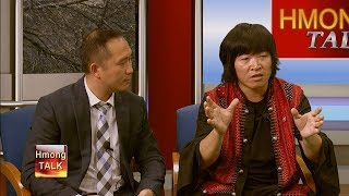 HMONGTALK: Kabyeej Vaj sits down with Wang Fei Hong and Hou Yanjiang, Hmong Chinese.